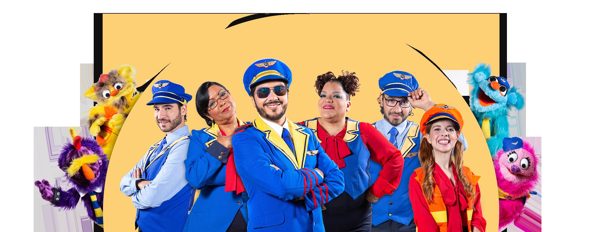 Impacto Latino: El Avión/The Airplane una serie web y producción musical