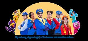 PERFORMING LIVE REVUE: EL AVIÓN, THE AIRPLANE