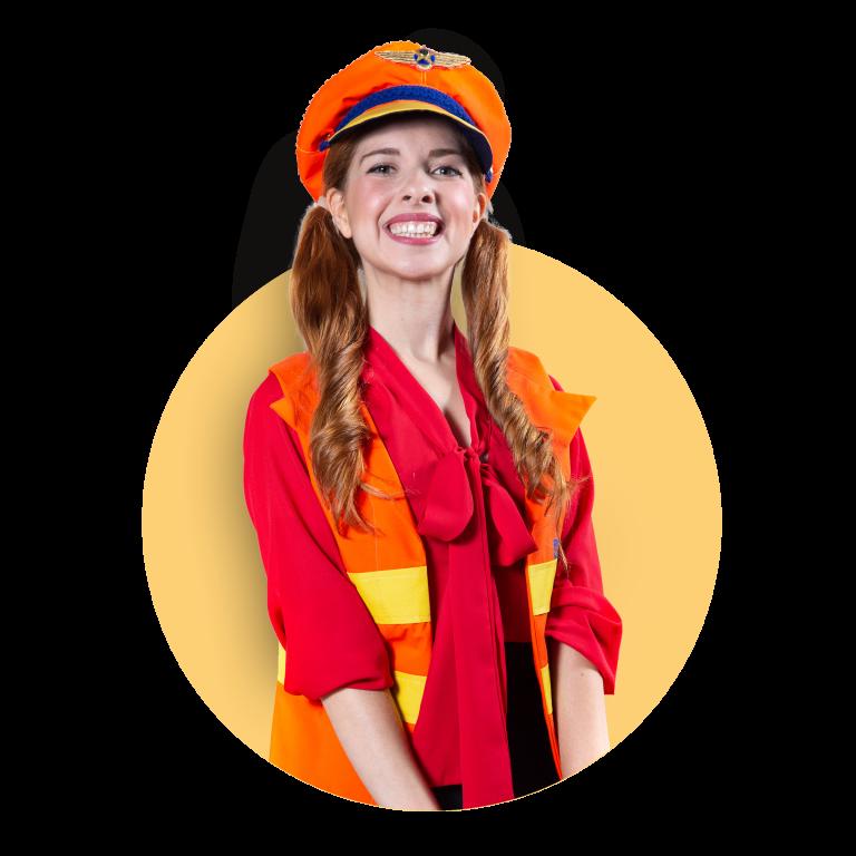 Rosa, Aircraft Maintenance Technician