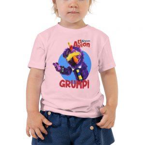 Grumpi Toddler Short Sleeve Tee