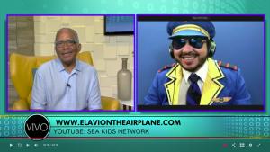 WAPA TV: El Avión The Airplane